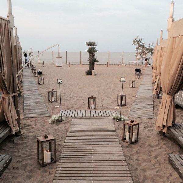Matrimonio Spiaggia Venezia : Aquasalata matrimonio sulla spiaggia a isola verde